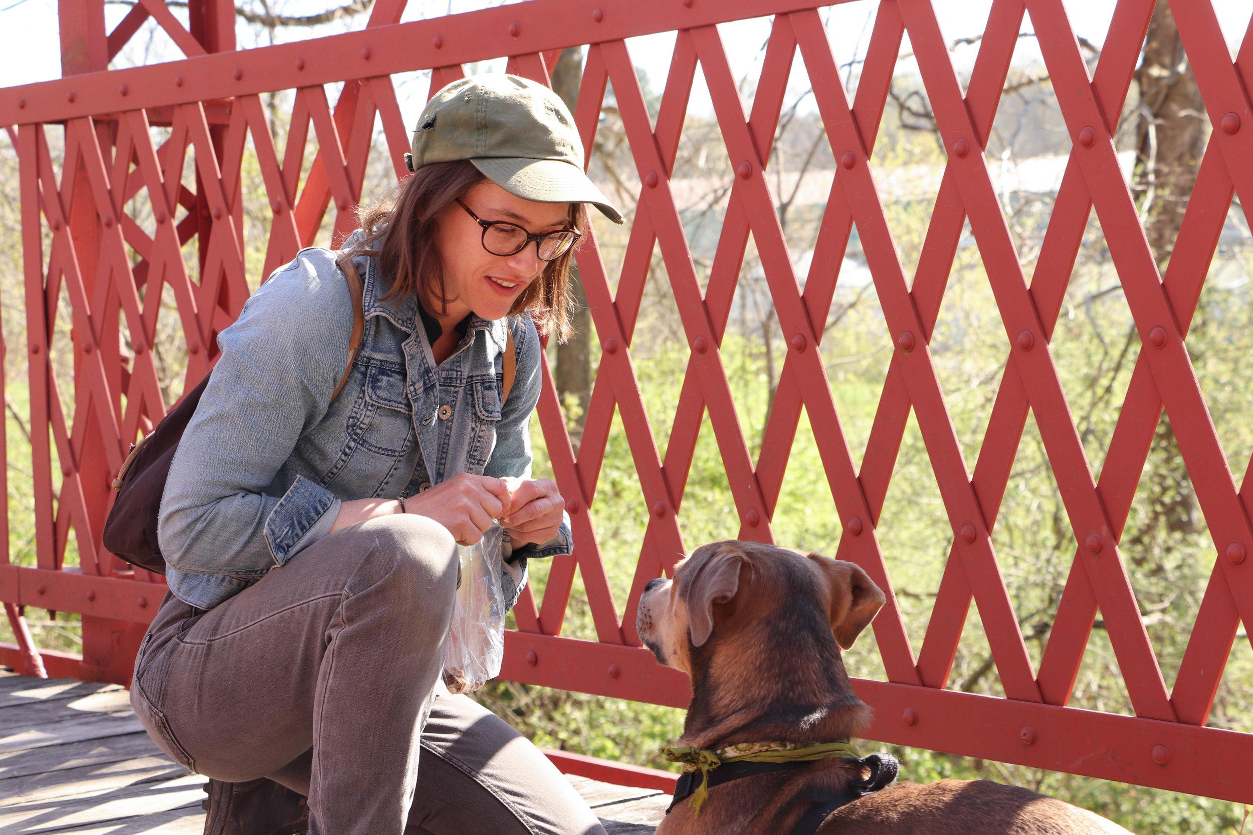 Katie Headshot - With Dog.jpg