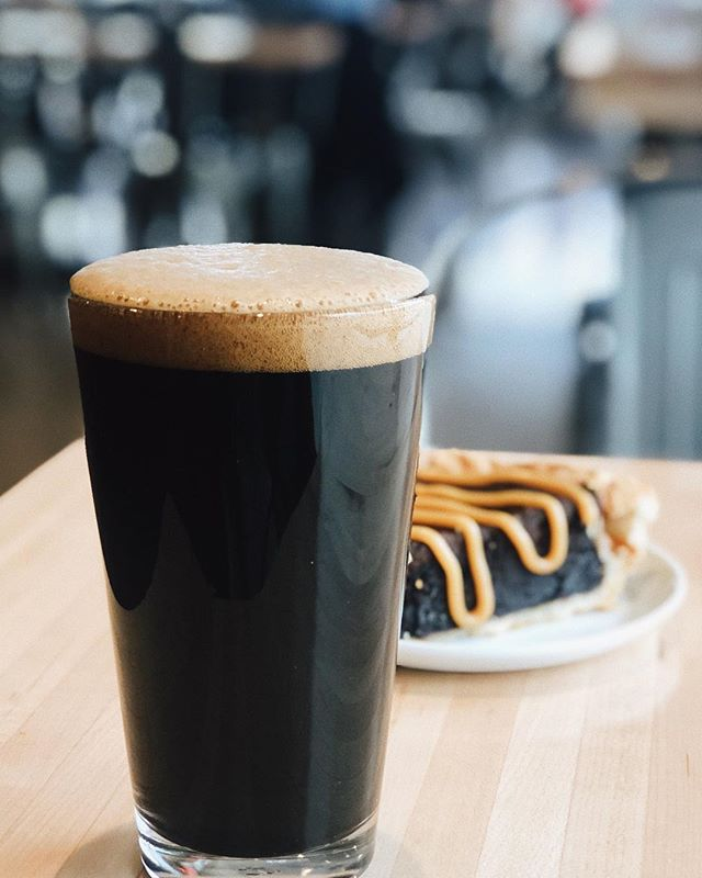 Don't miss out, grab the stout! • • • Featured beer of the month: $4 pints of Oatmeal stout #craftbeer