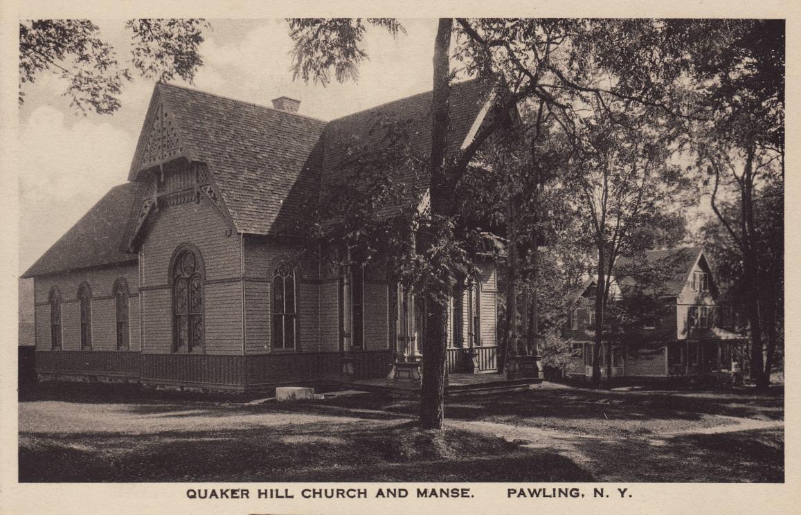 Quaker Hill church