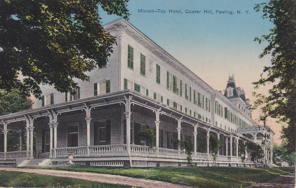 Mizzen Top Hotel