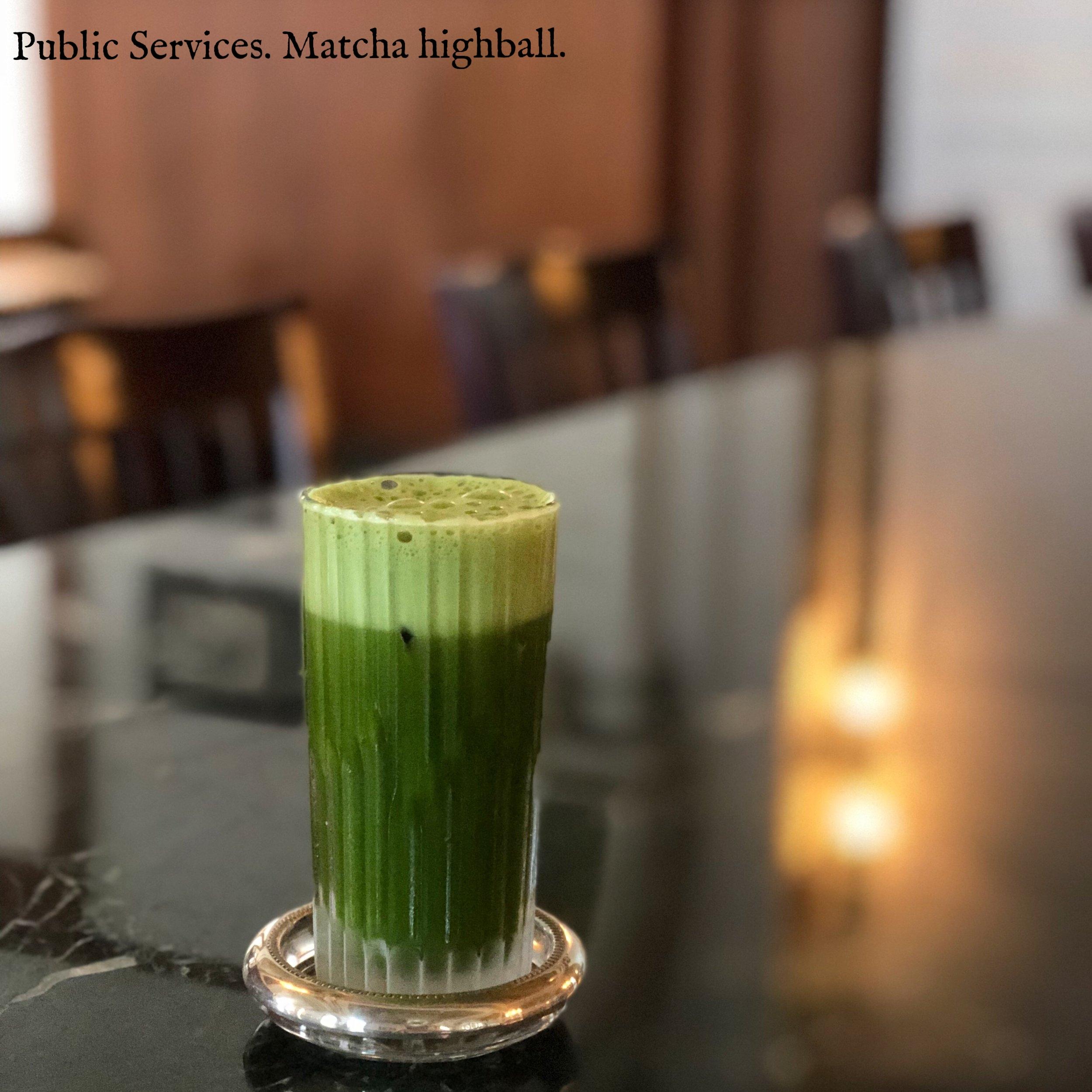 Public Services.Matcha Highball by Justin Vann.JPG