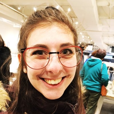 Copy Editor  Nicole Calabro  Nicole Calabro is an artist, visual culture writer, intersectional feminist, and living millennial stereotype. A twenty-something Brooklyn-based Hudson Valley native, she is currently pursuing a Bachelor's Degree in visual arts at the State University of New York at New Paltz. As an artist, she explores the intersections of feminist millennial life: how her generation navigates social justice through contemporary visual culture utilizing painting, drawing, printmaking, and embroidery. As a writer, she loves analyzing visual culture such as art, film, the Internet, and the media through an intersectional lens, and connecting it to everyday contemporary life.  View her work on  nicolecalabro.wordpress.com  or find her on Twitter and Instagram @nicole_m_cal