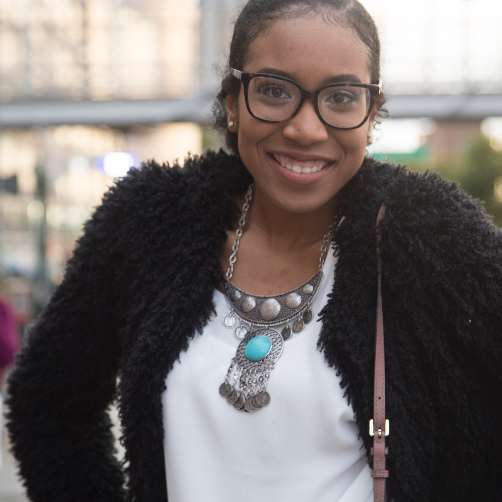 Social Media Coordinator  Bre'Yana Williams  Bre'Yana is a recent graduate from Montclair State University with a Bachelors Degree in Communications & Media Arts. She has an extensive background in social media and digital editorial due to her four year involvement with the online publication Her Campus Media. In her free time, Bre'Yana can be found with a good book in hand or shopping!