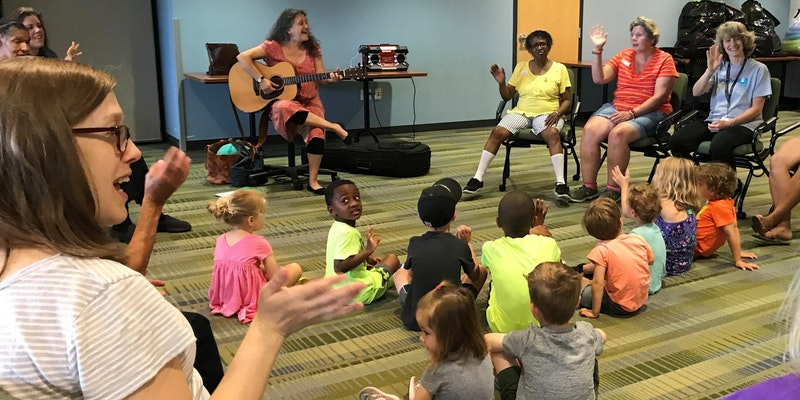 Tunes & Togetherness at Goodwill with Seeds of Caring