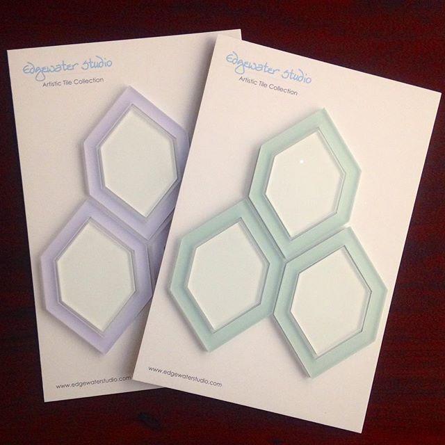 Tile Sample Cards