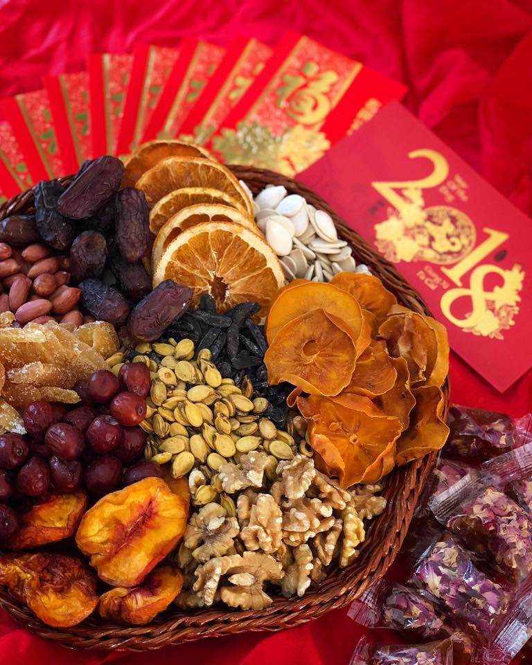 Chinese New Year - Traditional foods