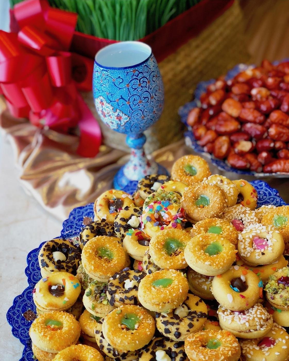 Nowruz: Persian New Year - Ayoub's peak!