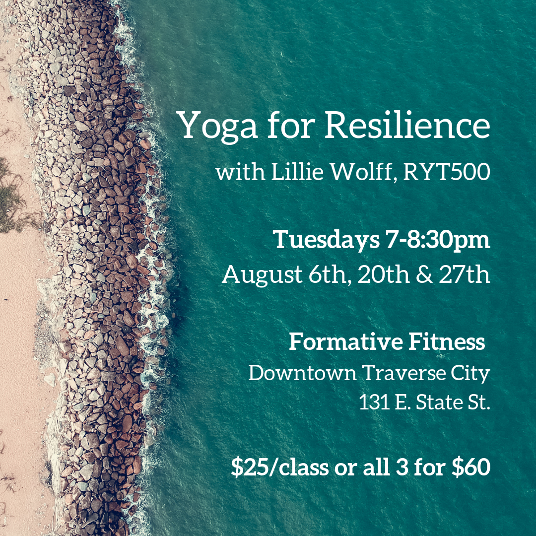 Pop-up therapeutic yoga class Tuesday August 6th, 20th & 27th 7-8_15pm at Formative Fitness in downtown Traverse City @ 131 E State Street $25_class or all three for $60 (1).png