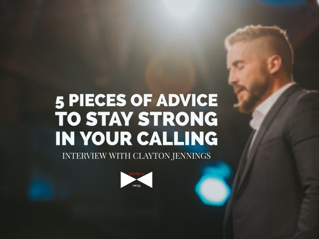 5 Pieces of Advice for Young Guys
