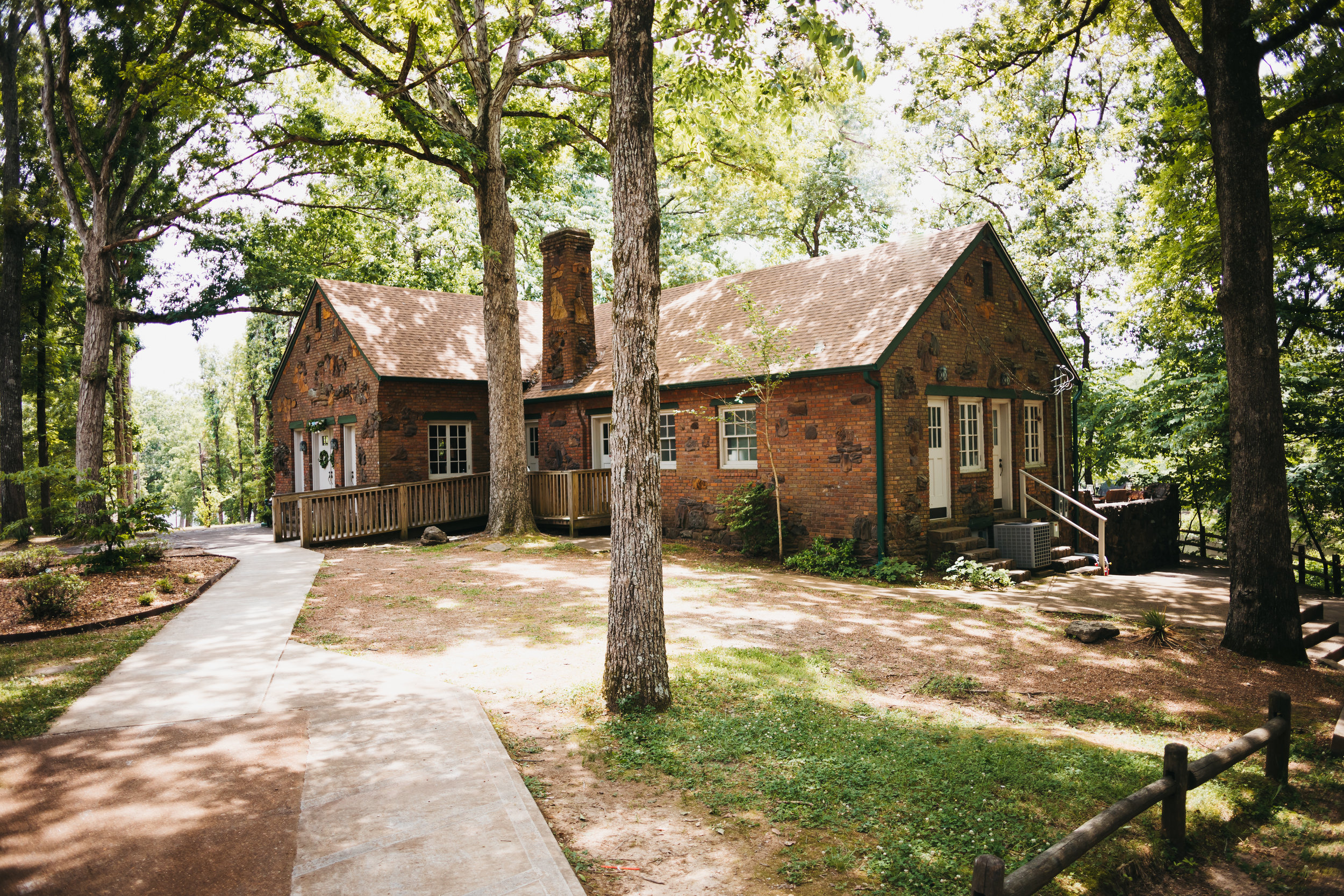 Chickasaw State Park Tennessee