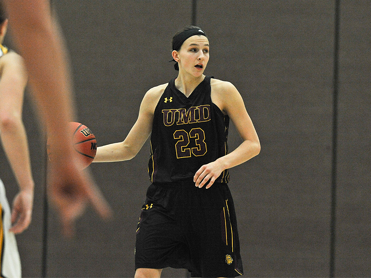 Kozlowski enters her junior season looking to lead the Bulldogs to the top. Photo by: Brett Groehler