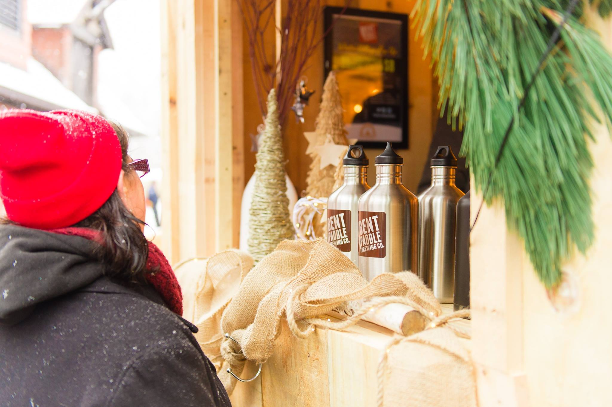 Photo courtesy of Duluth Winter Village.