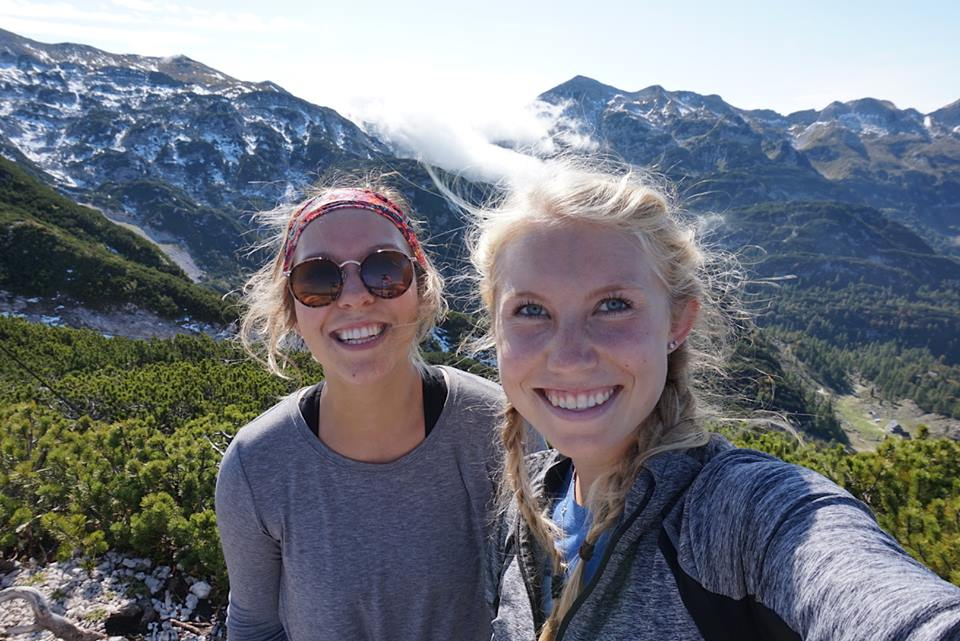 "Selfie Winner: Laura Brown - ""Julian Alps"" - Slovenia"