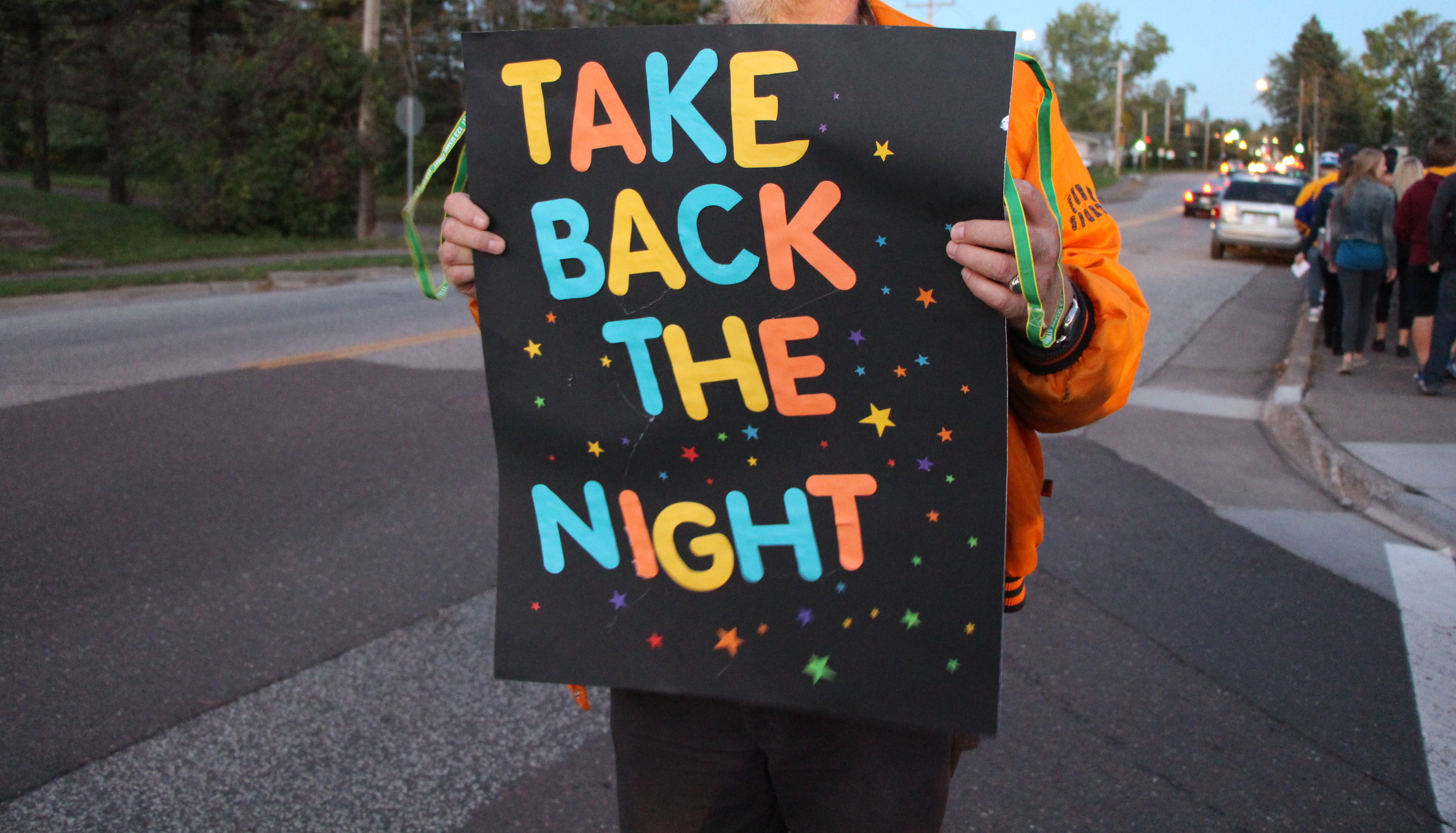 Both students and community members can together for the 2016 TBTN. Photo by: Natalie Grant