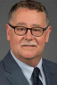 Karl Markgraf, chief international officer and director of international programs and services. Photo courtesy of UMD