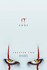 Poster of It: Chapter Two ft. Pennywise, the Main Villain  Courtesy of New Line Cinema