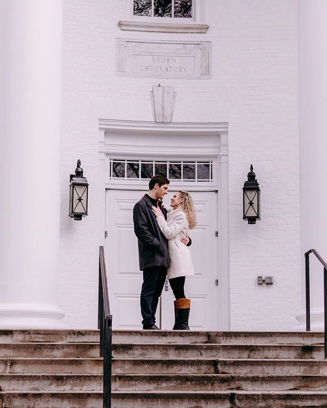 Love doing engagement sessions at a location of meaning, these two met at the University of Delaware😭 •⠀ •⠀ •⠀ •⠀ •⠀ •⠀ •⠀ #jawstudios #jawstudioscouple #wedding #weddingphotography #instafocus #aesthetic #vsco #vscocam  #aesthetics #wanderlust #justgotshoot #thebmorecreatives #thevisualscollective #agameoftones #agameofportraits #moodygrams #pursuitofportraits #buildandbloom  #fatalframes #featurepalette #discoverportrait  #weddingphotographer #destination #destinationweddings #destinationphotographer #cinematographer