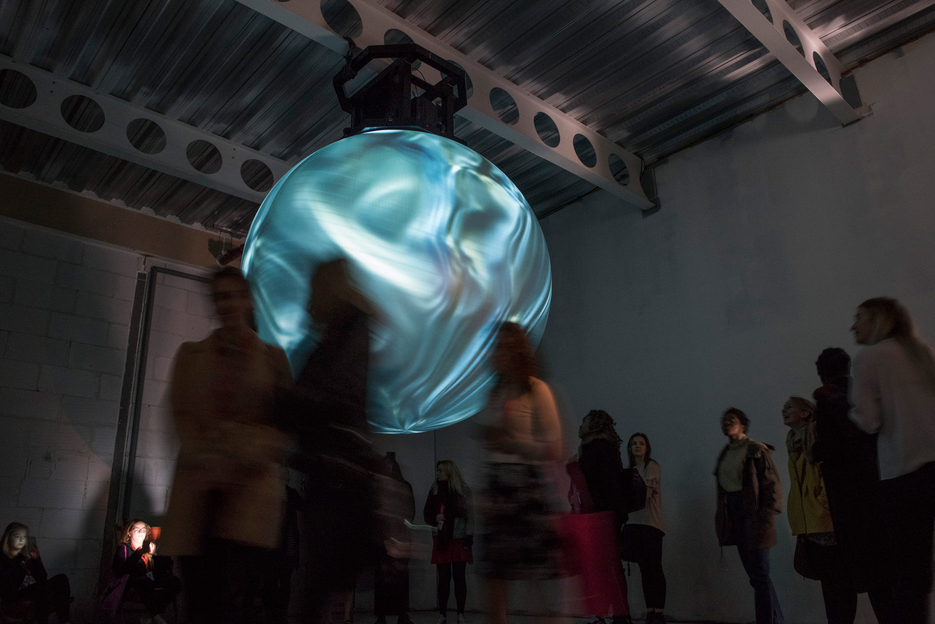 Lumen Prize Exhibition 2017: Another collection of interactive, immersive installations that blurred the lines of art, technology, sound and audience participation.Find out more...