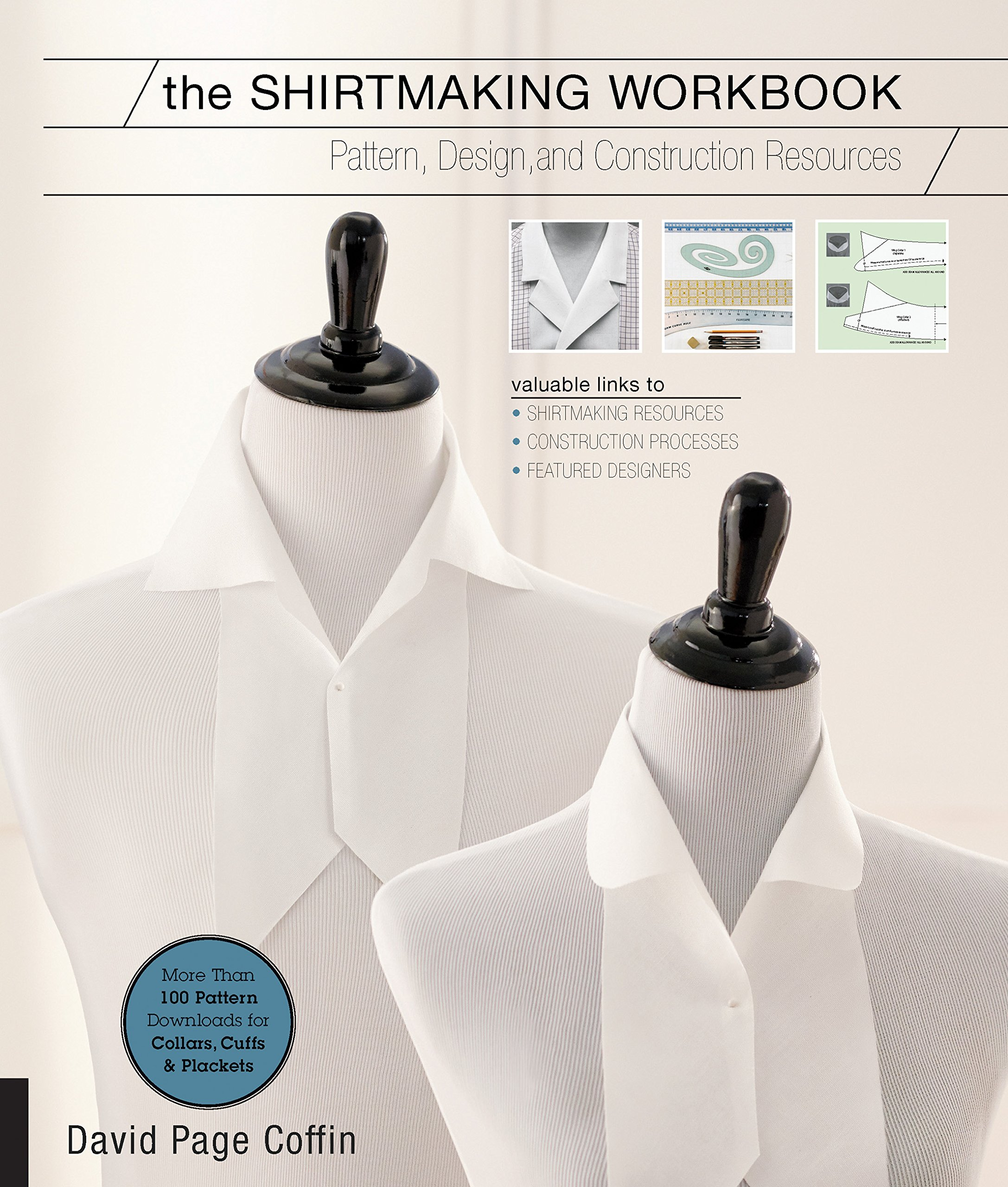 A favorite reference: David Coffin Page's 'Shirtmaking Workbook'.