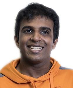 Hari Srinivasan, writer of his experiences as a non-verbal autistic student at UC Berkeley