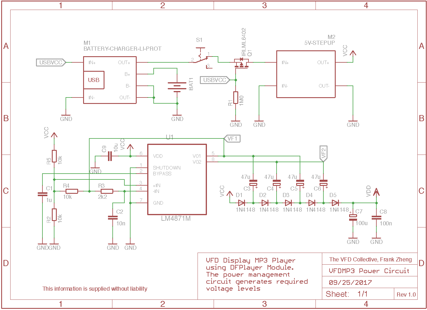 Power Management Circuit