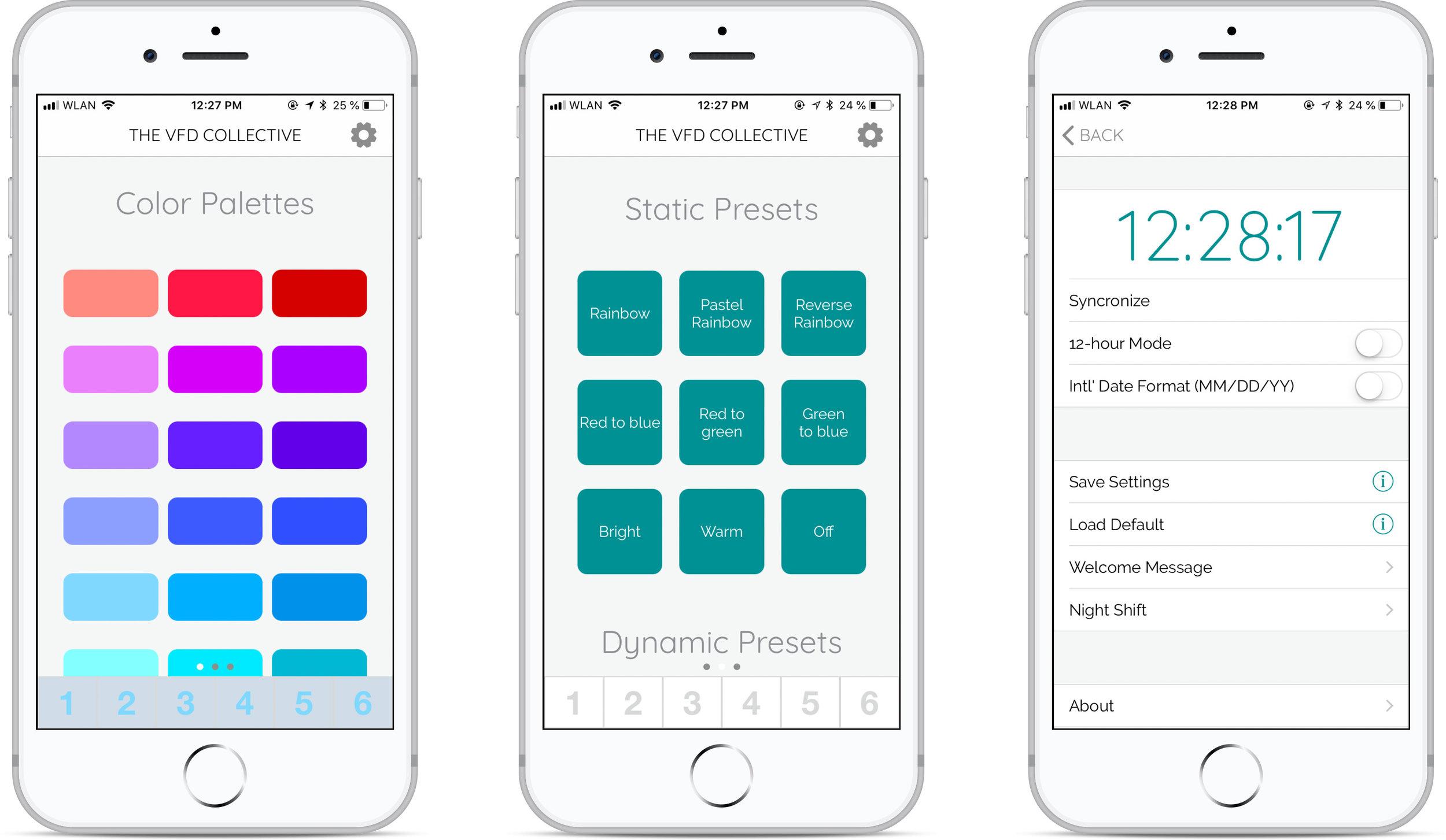 The Bluetooth iPhone App