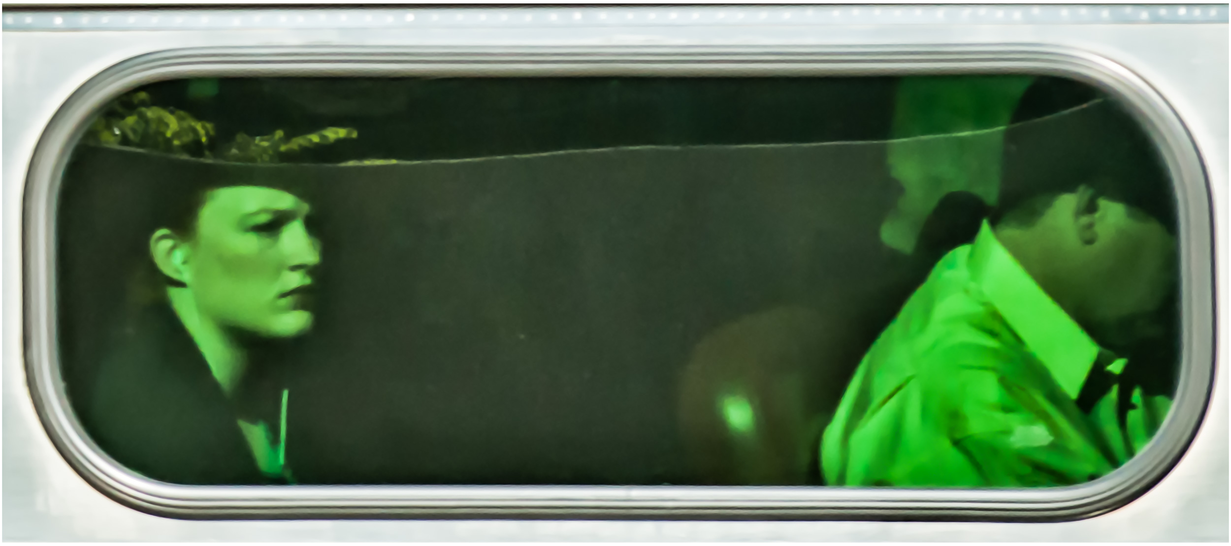 Green #4, 2013