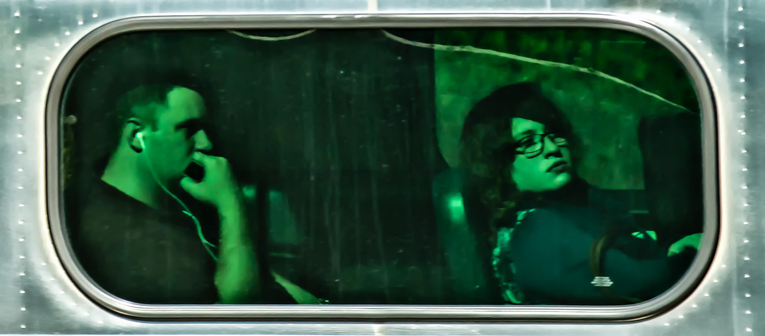 Green #3, 2013