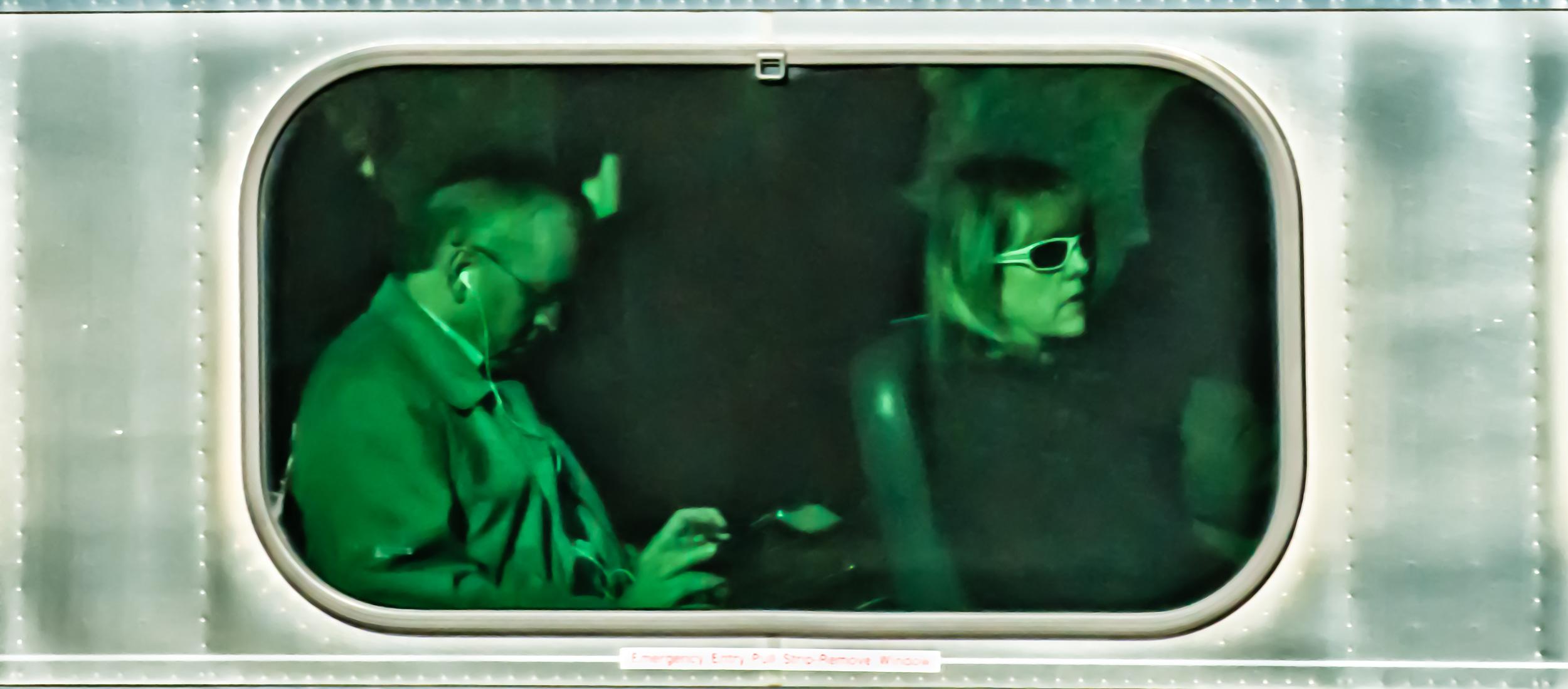 Green #2, 2013