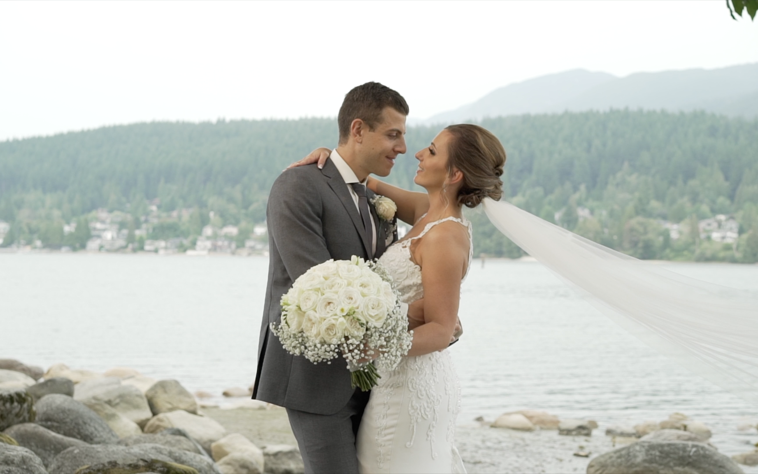 Nicolette and Stephan - Wedding Preview