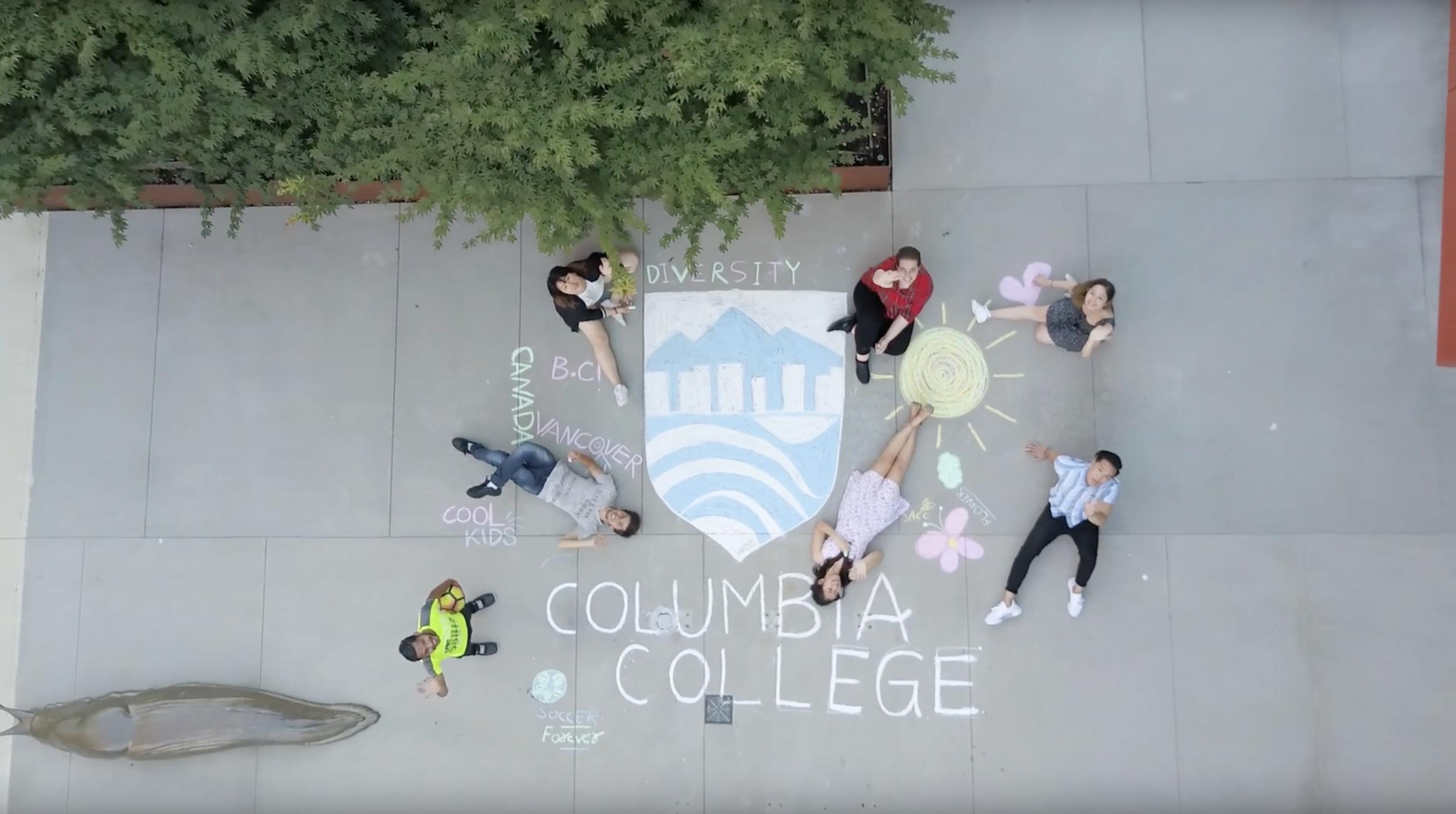 Columbia CollegeStudent Video -
