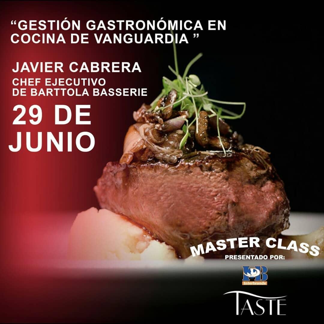 J U N I O 29 - Taste -Santo Domingo