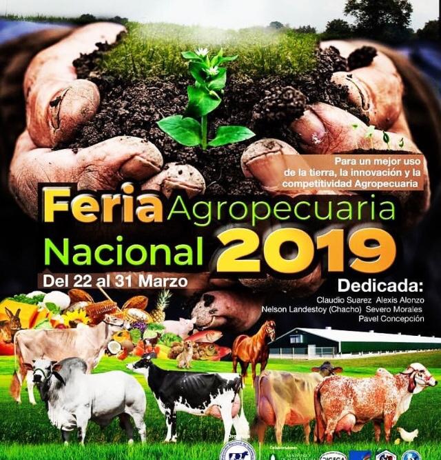 MARZO 22-31 |  Feria Ganadera, Santo Domingo, República Dominicana
