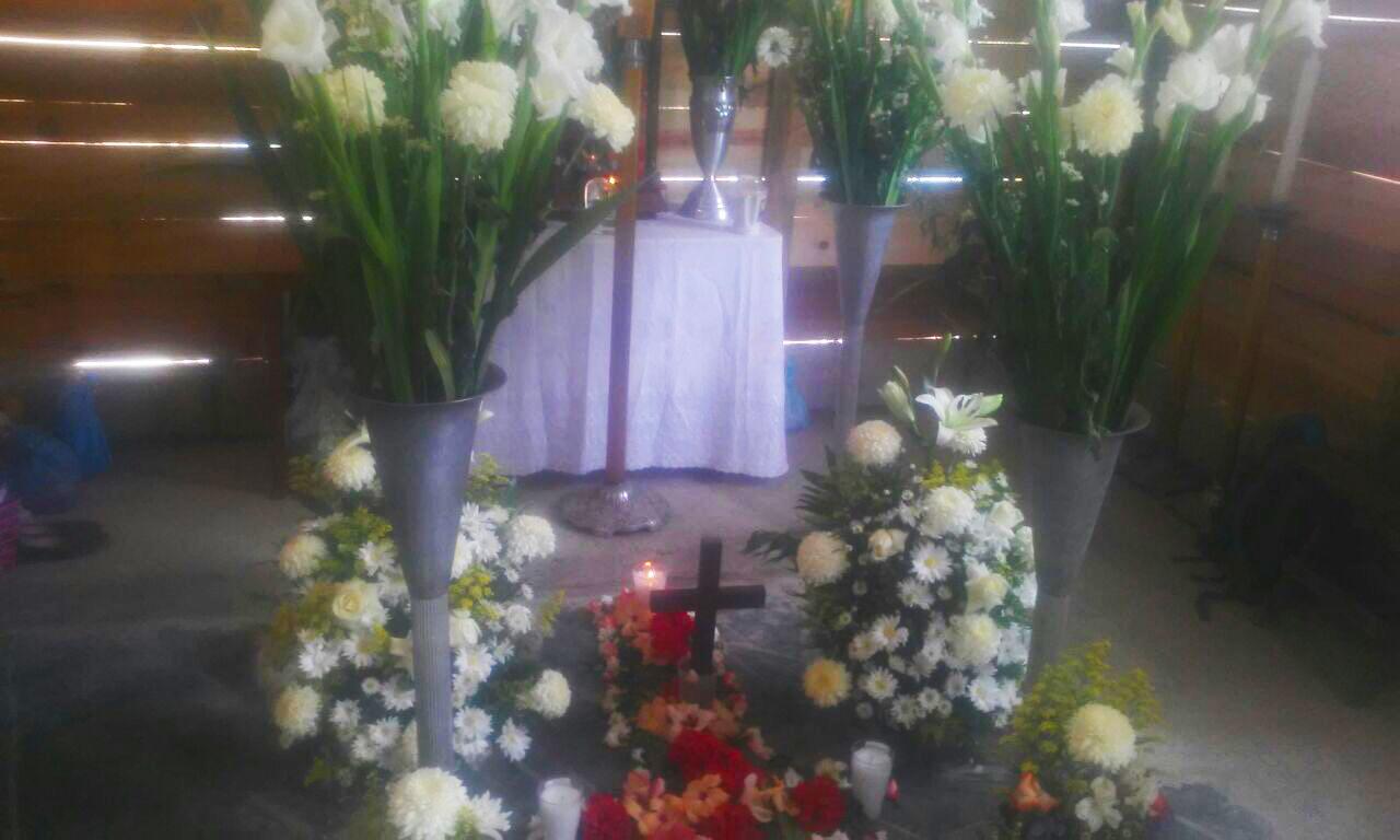 La cruz dias de Maria Toledo Rios