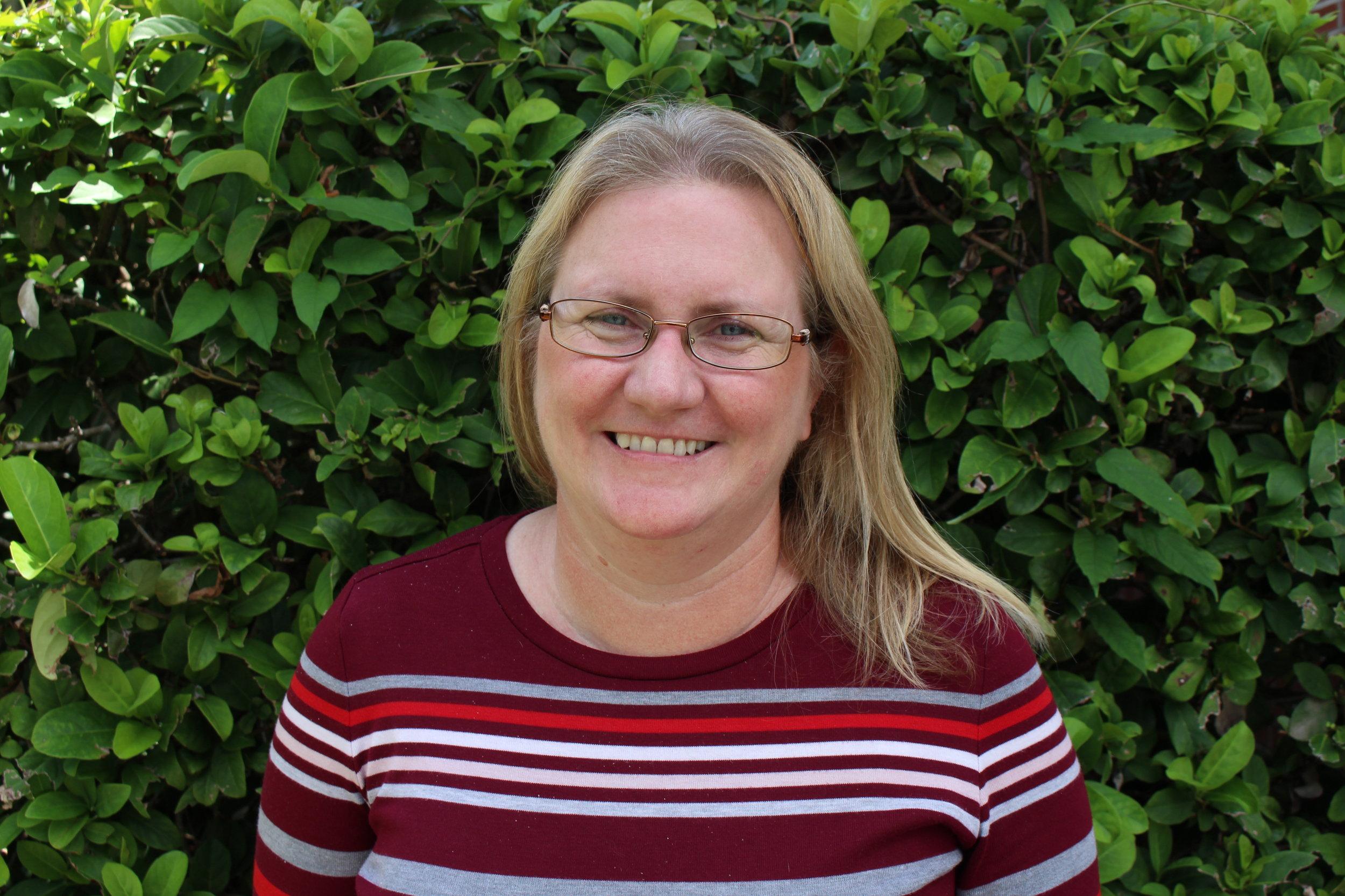 Jessica Chase  Director of Nursery & Preschool