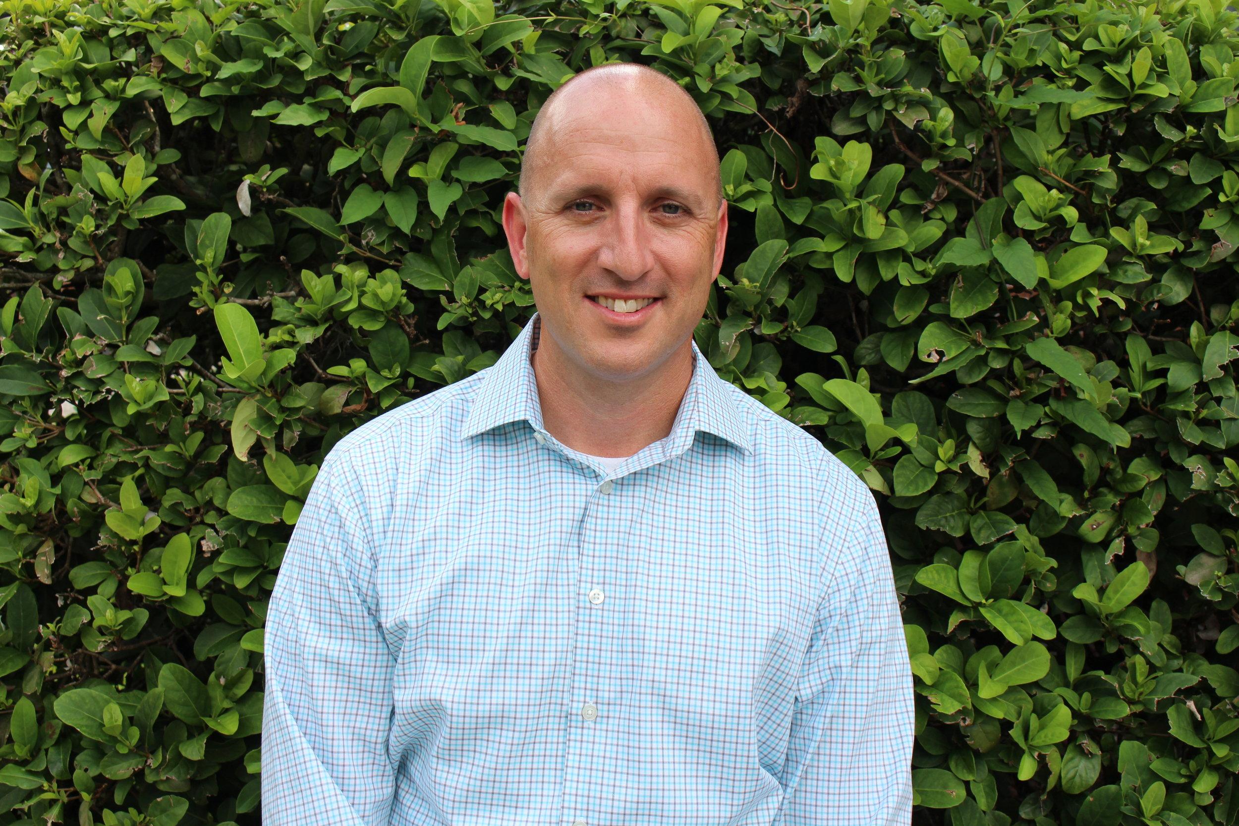 Scott Harris   Lead Pastor