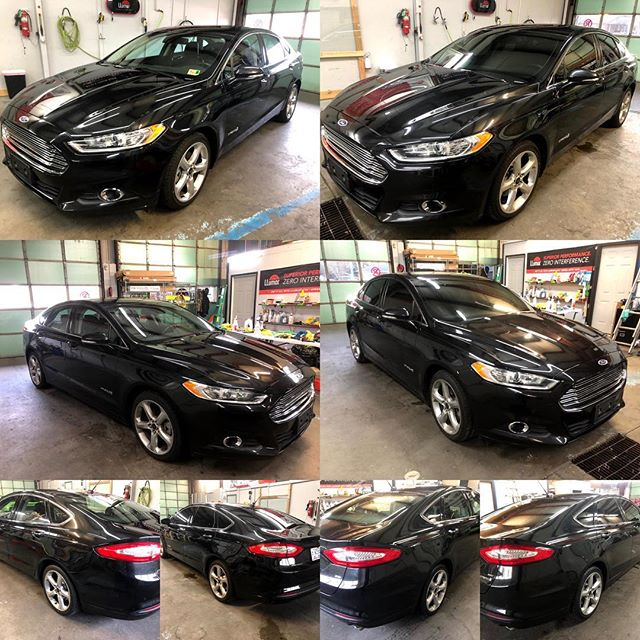 Day and night difference thanks to LLumar Window Film on this very nice Ford Fusion! Thanks for bringing it by!  Veteran Owned and Veteran Operated Call us for your window tinting needs! www.InvictusAA.com @llumarfilms @ford @fordfusionclub #blackedout #vetrepreneur #veteranownedandoperated #veteranownedbusiness #tint #windowtint #veteranbusiness