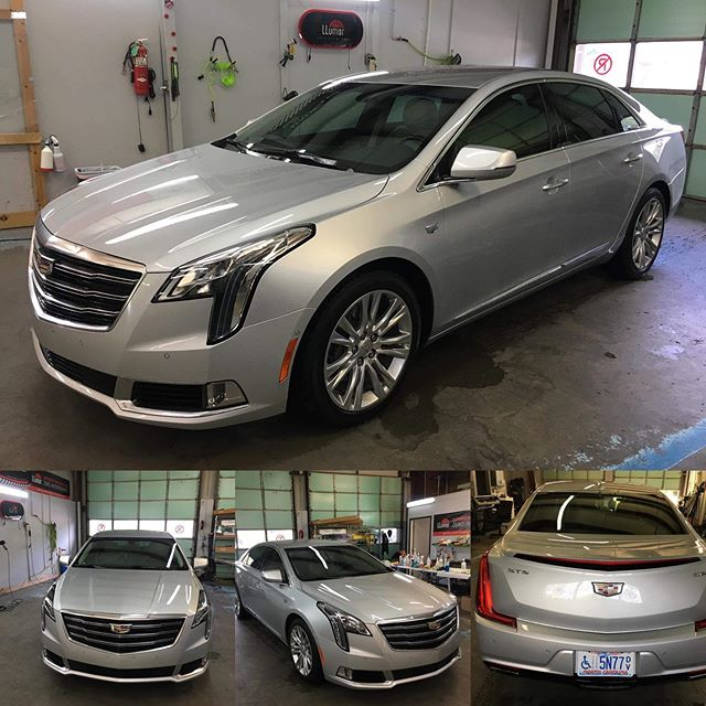 Cadillac's look incredible with full ceramic (CTX) LLumar Window Film! We appreciate the chance to make this 2018 XTS even better. Thanks for bringing it by!  Veteran Owned and Veteran Operated! Call us for your window tinting needs.  910-506-8468 (TINT) www.InvictusAA.com  @cadillacoffayettevillenc @cadillac @llumarfilms @cadillac_xts #cadillacs #tintedwindows #veteranowned #veteranownedbusiness #veteranownedsmallbusiness #vetrepreneur #veteranownedandoperated @veteranbizowners @veteransreferringveterans