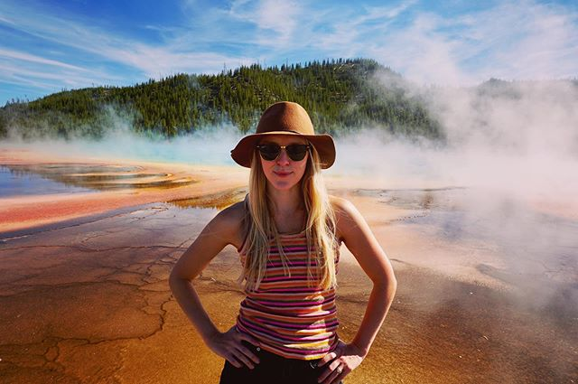 Yellowstone - Thank you, I love you ❤️🧡💛💚💙 #TentGirlApproved