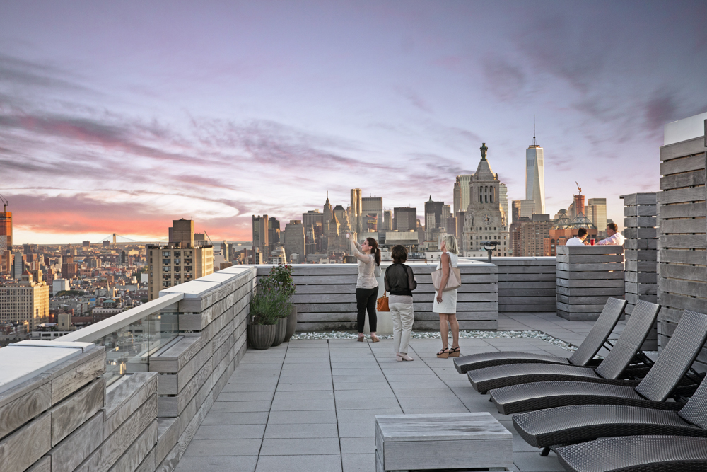 Amazing NYC Roof Top