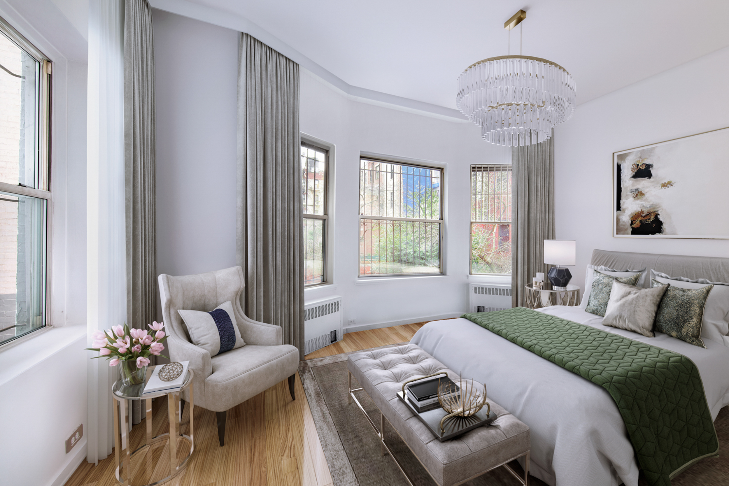 Bedroom- After Virtual Staging