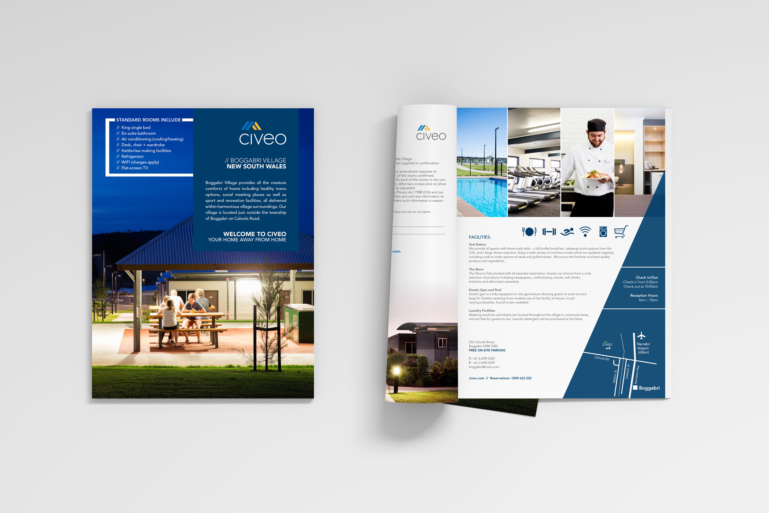 Civeo Brochure Sample 2 Frankly Creating
