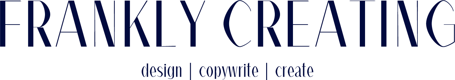 Frankly Creating Designer and Copywriting