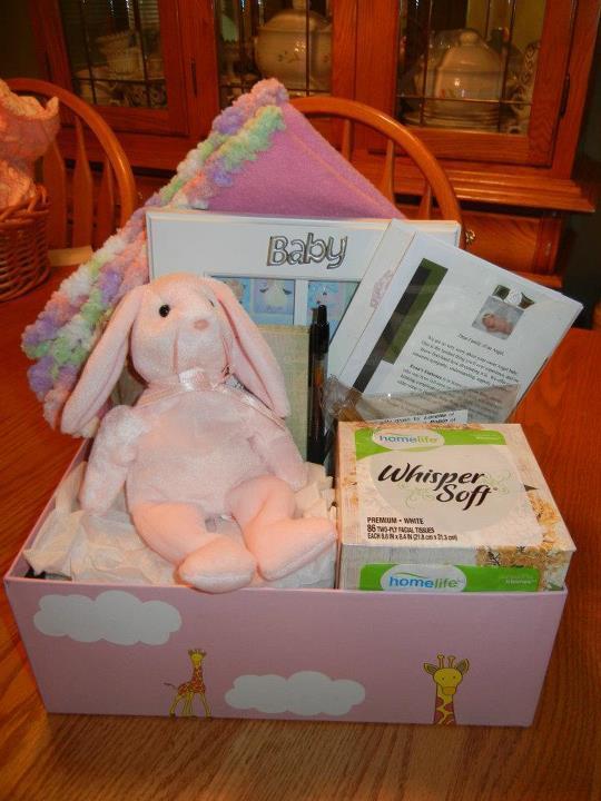 Girl Memory Box