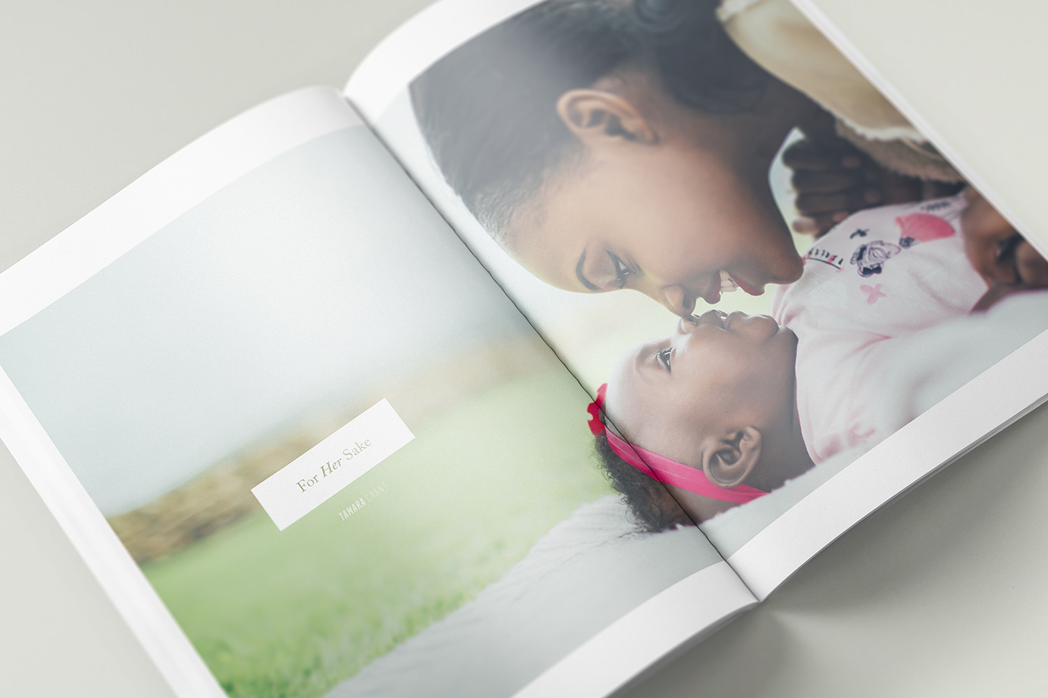 Presented in a magazine style, but with content guaranteed to bring tangible hope and encouragement as you read stories, poems and songs from former residents sharing testimony of their broken life made whole by their heavenly Father. -