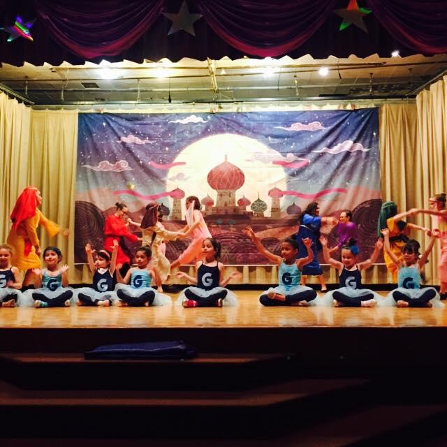 The Genie's Assistants- Aladdin 2015