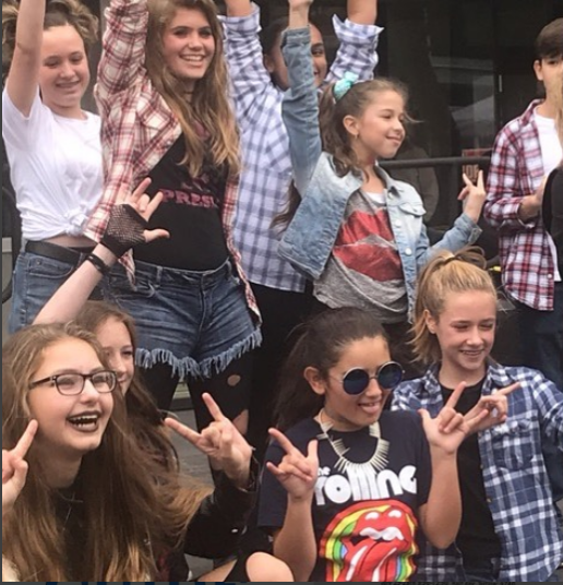 """""""We're Not Gunna Take It"""" from Rock of Ages- 3rd Avenue Festival 2018"""
