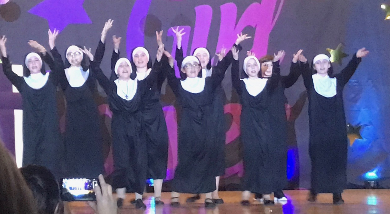 """Stars on Stage Theatre Troupe- """"Sister Act"""""""