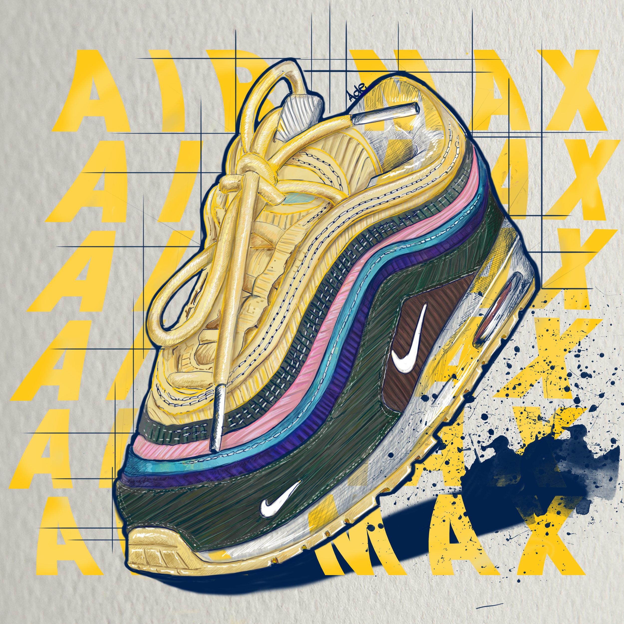 Puzzle Nike — A. Martiny