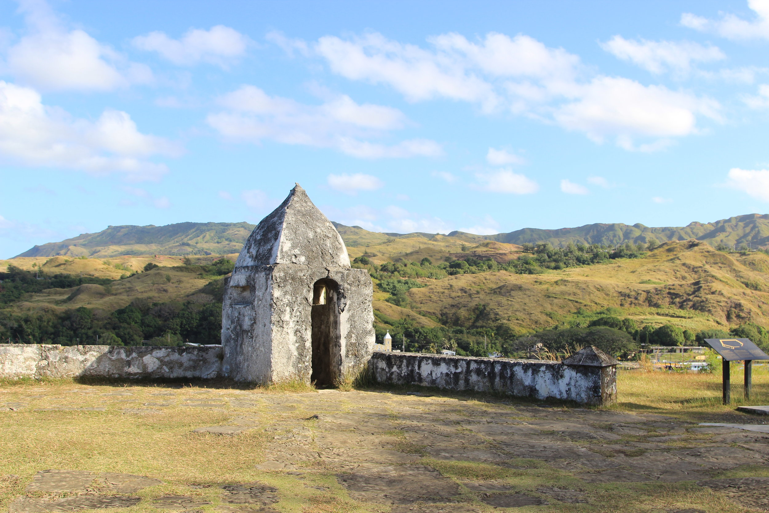 Fort Nuestra Señora de la Soledåd, Umatac